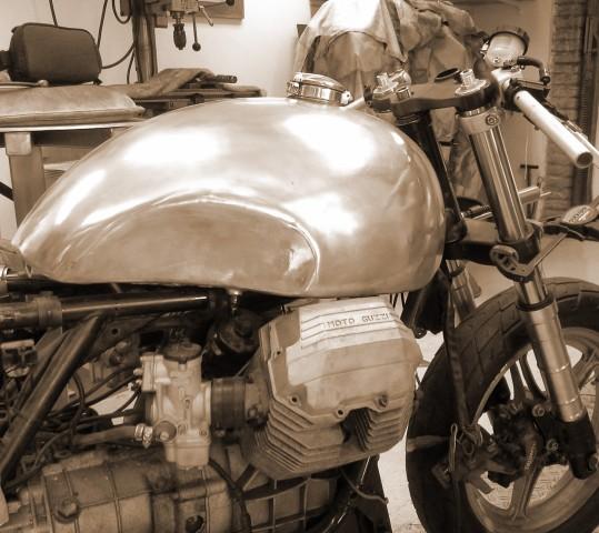 Maatwerk motor